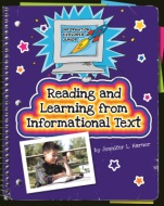 Click here to view the eBook titled Reading and Learning from Informational Text