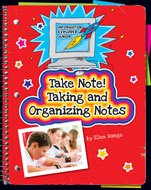 Click here to view the eBook titled Take Note! Taking and Organizing Notes